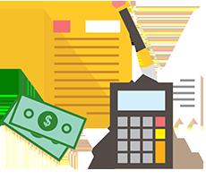 برنامج حساب الأجور والمرتبات